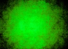 Glowing green rock background Royalty Free Stock Photography
