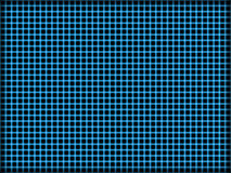 Glowing Grid Background Royalty Free Stock Image