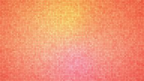 Glowing heart romantic background loop stock video