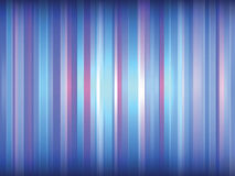 Glowing lightbar Stock Image