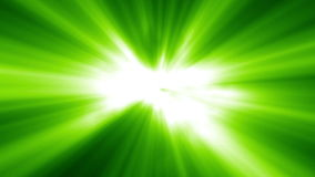 Glowing Lights - Particle Sunbeam Stock Image
