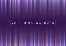 Glowing lines, light rays on ultra violet backdrop. Futuristic space abstract purple background with neon stripes. Easy to edit de. Sign template for your vector illustration