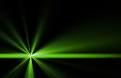 Glowing Lines Rays of Light. Glowing Lines Light Rays Background on Black Royalty Free Stock Images