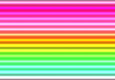 Glowing Neon Lights Abstract Royalty Free Stock Image