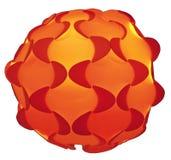 Glowing Orange Object