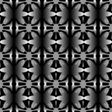 Glowing pattern floral seamless Royalty Free Stock Photos