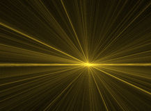 Glowing point Stock Photo