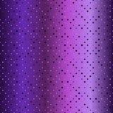 Glowing purple diamond pattern. Seamless vector background Stock Photos