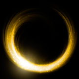 Glowing ring Royalty Free Stock Photography