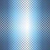 Glowing rounded diamond pattern. Seamless vector background Stock Photo