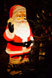 Glowing Santa Claus Royalty Free Stock Images