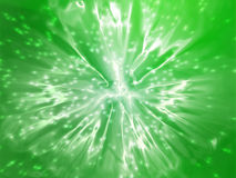 Glowing sparks stock images