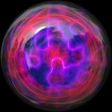 Glowing sphere Stock Image