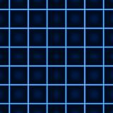 Glowing Squared Pattern Stock Photos