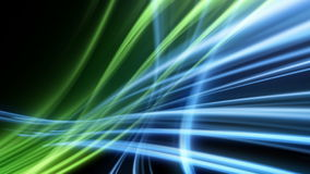 Glowing tech background 3d, stock footage Royalty Free Stock Photography