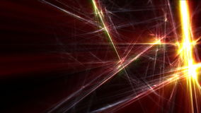 Glowing tech background, stock footage stock video