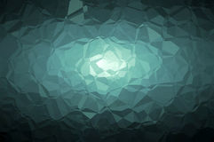 Glowing textured mosaic pattern A. Stock Photos