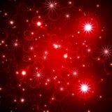 Glowing Valentine bachround Royalty Free Stock Photo