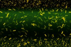 Vibrant bokeh theme background. Glowing & vibrant colored texture background. vector illustration