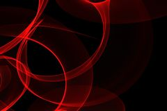 Glowing waves for creative backgrounds. vector illustration