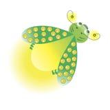 glowworm Stockbild