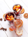 Gluckwein Royalty Free Stock Photography