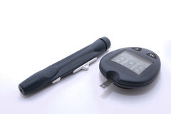 Glucometer Stock Photos