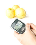 Glucometer Image stock