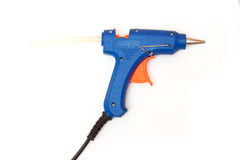 Glue gun Stock Photo