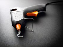 Glue gun Stock Images