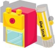 Glue stick Stock Photos
