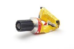 Glue. Tube isolated on white Royalty Free Stock Image