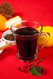 Gluehwein Royalty Free Stock Photos
