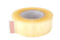 Gluing tape Royalty Free Stock Image