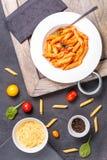 Glutenów składniki dla gotować i Zdrowy jeść co Zdjęcie Royalty Free