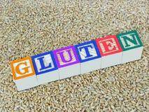 gluten Imagens de Stock Royalty Free