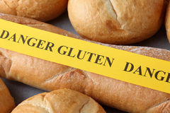 gluten Foto de Stock Royalty Free