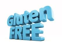 gluten 3d gratuit Photos stock