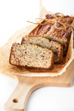 Gluten Free bread with coconut flour. bio product Royalty Free Stock Photo