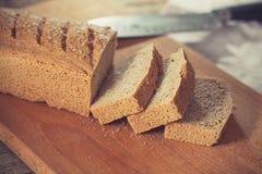 Gluten free bread Stock Image