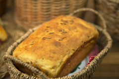 Gluten free bread. Stock Images