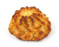 Gluten free coconut macaroon Royalty Free Stock Photo