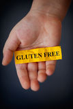 Gluten Free Concept Royalty Free Stock Image