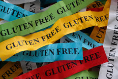 Gluten Free Concept Royalty Free Stock Images