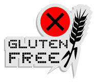 Gluten free Royalty Free Stock Photo