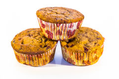 Gluten free cup cake muffin Royalty Free Stock Photos