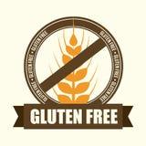 Gluten free Royalty Free Stock Photos