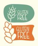 Gluten free Stock Photography