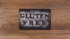 Gluten free diet options - various seeds slide out of frame