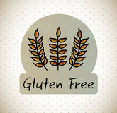 Gluten free Royalty Free Stock Images